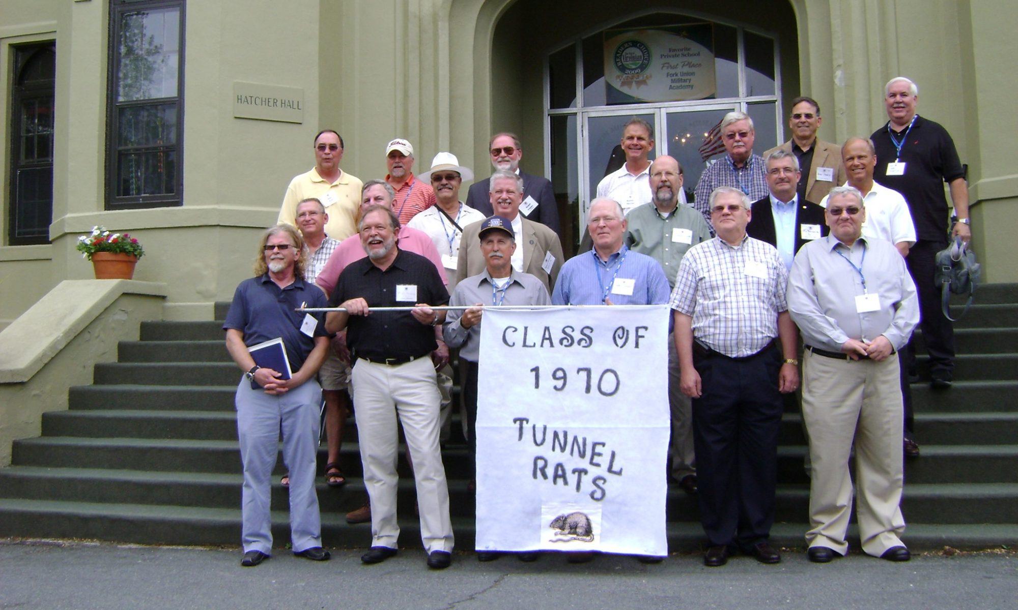 FUMA Class of 1970
